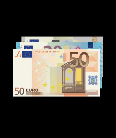 Barprämie (Wert 75 Euro)