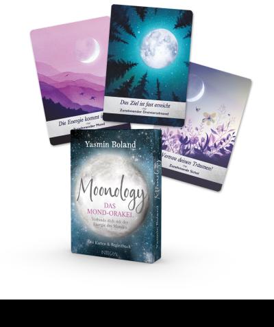 Moonology - Das Mond Orakel