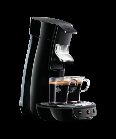 Philips Senseo Kaffeeautomat (schwarz)