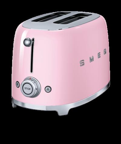 SMEG Toaster pink