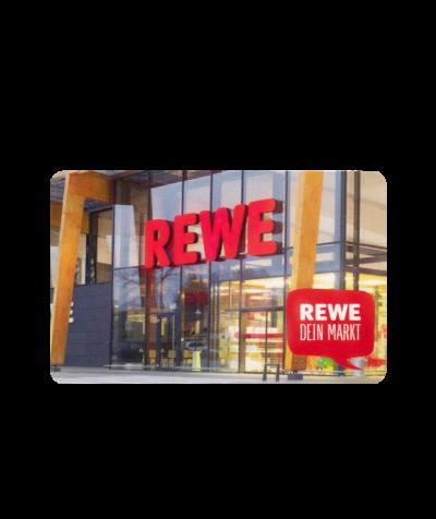 REWE Gutschein 95 EUR