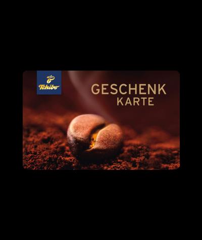 Tchibo  Gutschein (Wert 40,00 Euro)