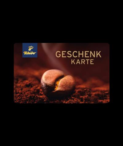 Tchibo  Gutschein (Wert 15,00 Euro)