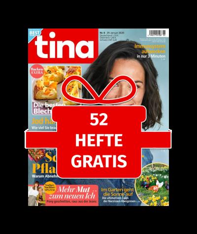 1 Jahr Tina