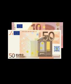 Barprämie (Wert 60 Euro)
