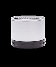 Lautsprecher Bluetooth, silber