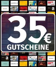 GUTSCHEINE 35 EUR