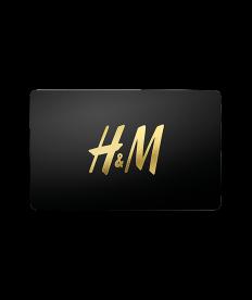 H&M Gutschein (Wert 55,00 Euro)