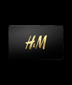 H&M Gutschein (Wert 60,00 Euro)