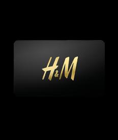 H&M Gutschein (Wert 30,00 Euro)