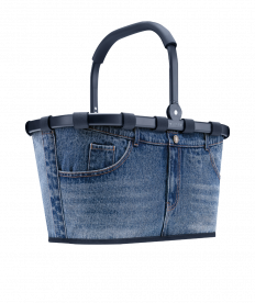 Reisenthel carrybag Jeans classic blue