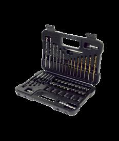 Metall-Koffer-Set