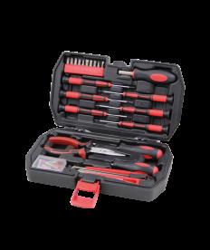 Werkzeugset im Koffer 61-tlg.