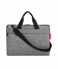 Reisenthel Netbookbag, twist silver
