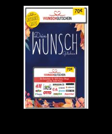 Wunschgutschein 70,00 EUR