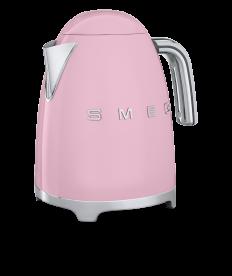 SMEG Wasserkocher pink