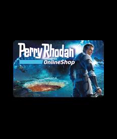 Perry Rhodan Gutscheincode 15,00 EUR
