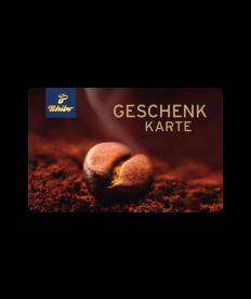 Tchibo  Gutschein (Wert 50,00 Euro)