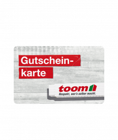 Toom Gutschein 50 EUR