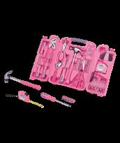 Werkzeugset 149-tlg., pink