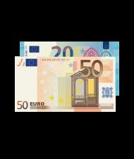 Barprämie 70,- Euro